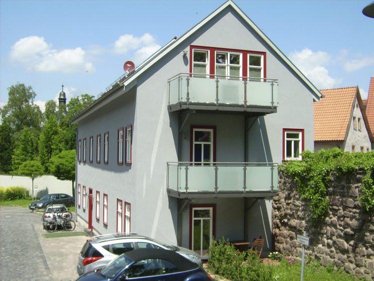 Komfortables Holzhaus in Fischbach im Thüringer Wald in